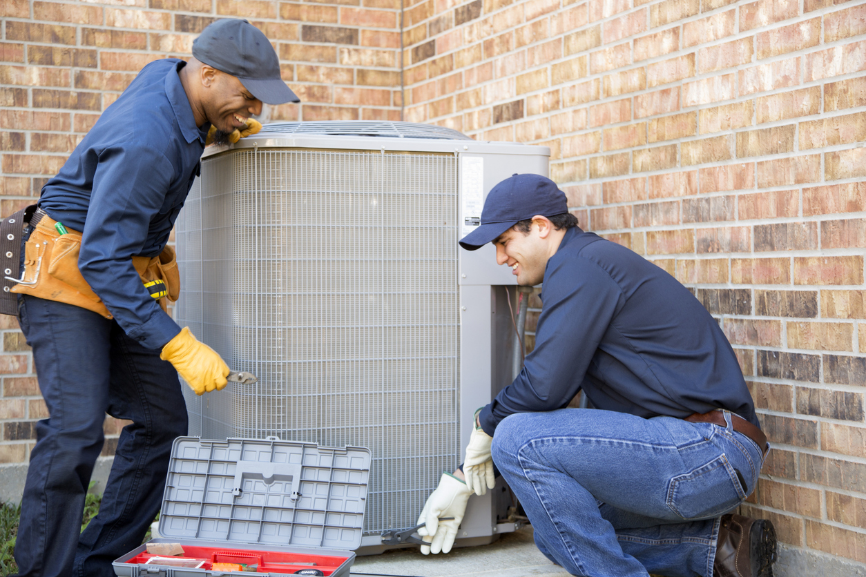AC installation in Glendale Heights
